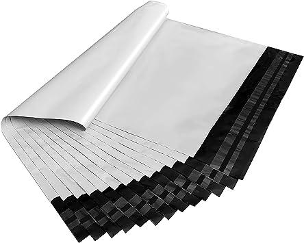 "40 10x14/"" GREY PLASTIC MAILING//POSTAL//MAIL//SELFSEAL BAG"