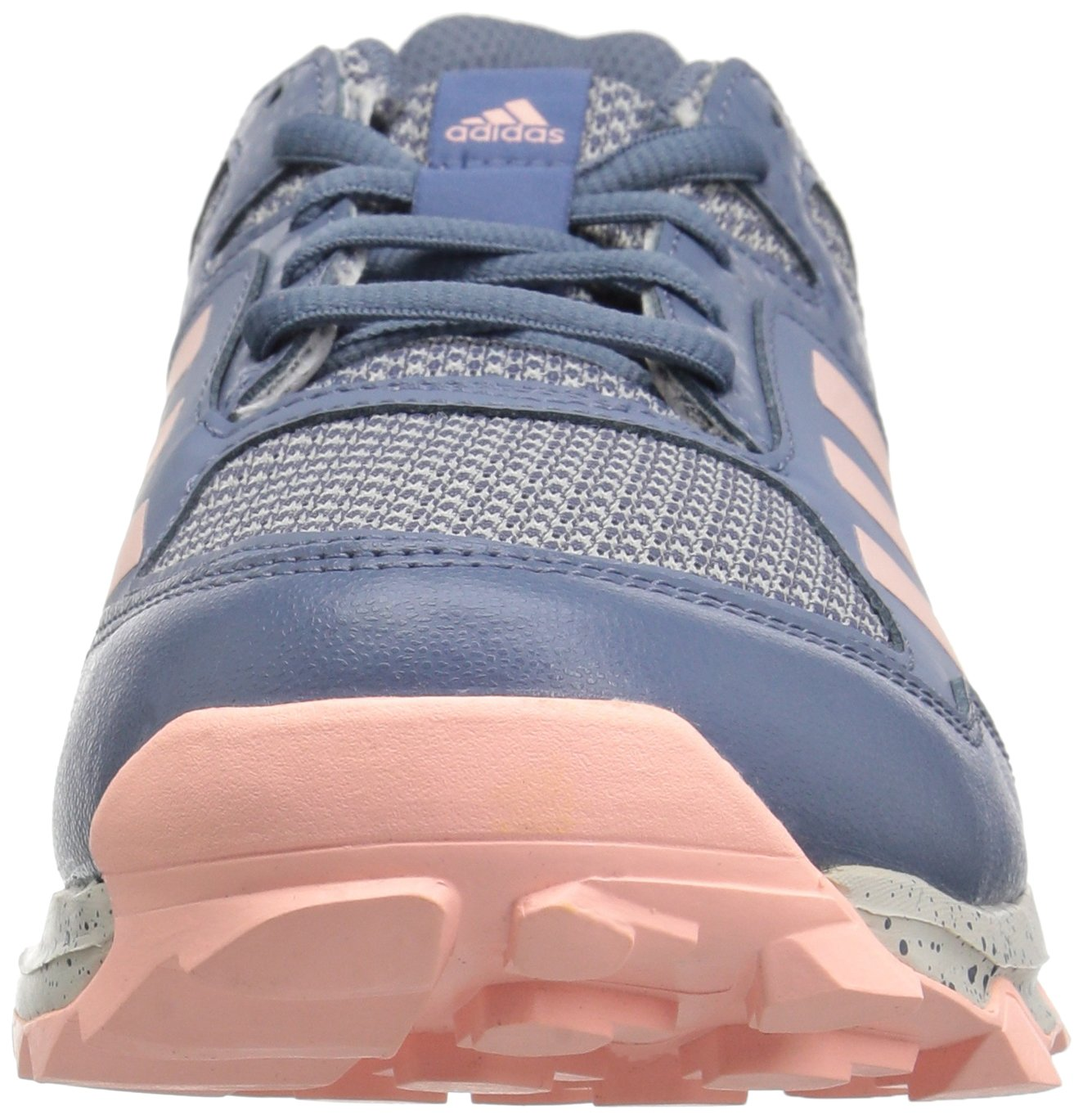 adidas Women's Fabela Rise Field Hockey Shoes B077WZL2GQ 9 B(M) US Raw Steel/Clear Orange/Grey
