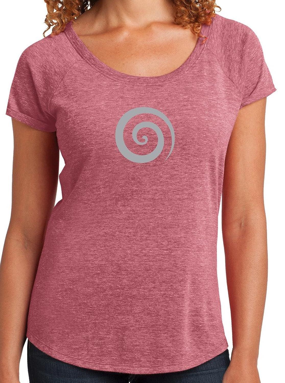 Yoga Clothing For You Ladies Vortex Tee Shirt