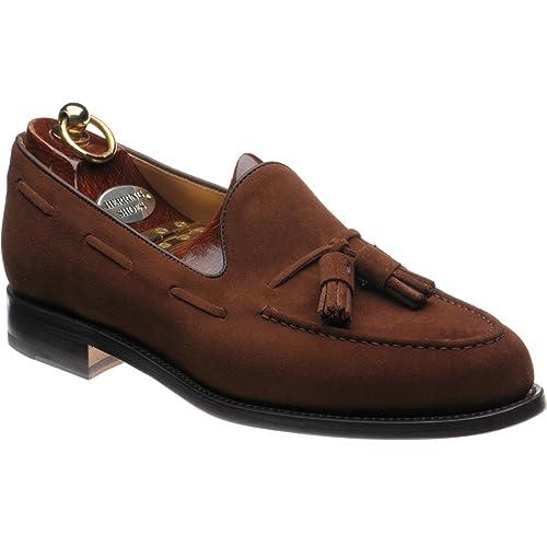 Herring Herring Barcelona II - Mocasines de Ante para Hombre marrón Ante marrón: Amazon.es: Zapatos y complementos