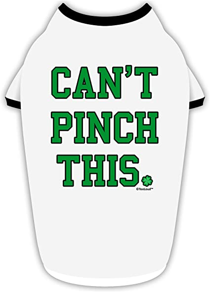 TooLoud Pinch Proof Patricks Day Infant T-Shirt Dark St