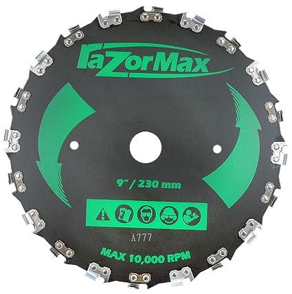 Rotary 12581 Razor Max Brushcutter Blade Replaces, Jm777