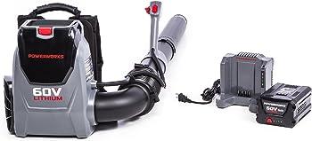 POWERWORKS BPB60L510PW Battery-Powered Leaf Blower