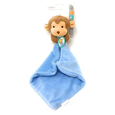 Kids Preferred Carter's Cuddle Plush Swaddle Monkey for Baby: Toys & Games
