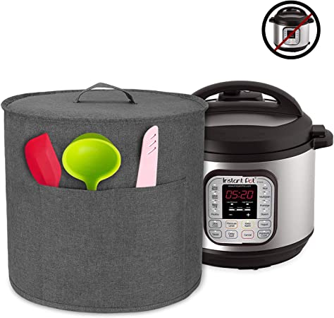 T-MIX Funda Antimanchas para Olla PROGRAMABLE DE Seis litros GM, FUSSION Cook, Erika, BE Pro, New Cook, New Chef,CECOTEC.Mod menaje: Amazon.es: Hogar
