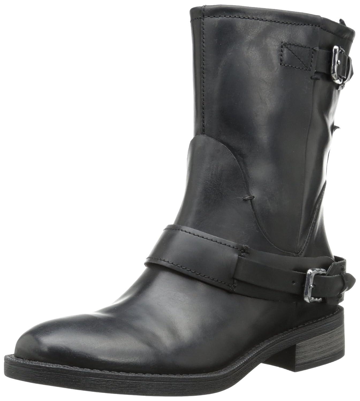 Amazon.com  Enzo Angiolini Women s Saharia Motorcycle Boot  Shoes 8cd59aace