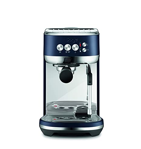 Sage Appliances SES500DBL the Bambino Plus - Cafetera espresso con ...
