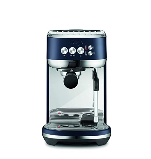 Sage Appliances SES500DBL the Bambino Plus - Cafetera ...