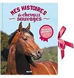 MES HISTOIRES DE CHEVAUX SAUVAGES (LIVRE-POSTERS)