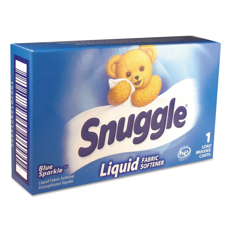 Venrte Liquid He Fabric Softener, Original, 1 Load Vend-Box, 100/Carton