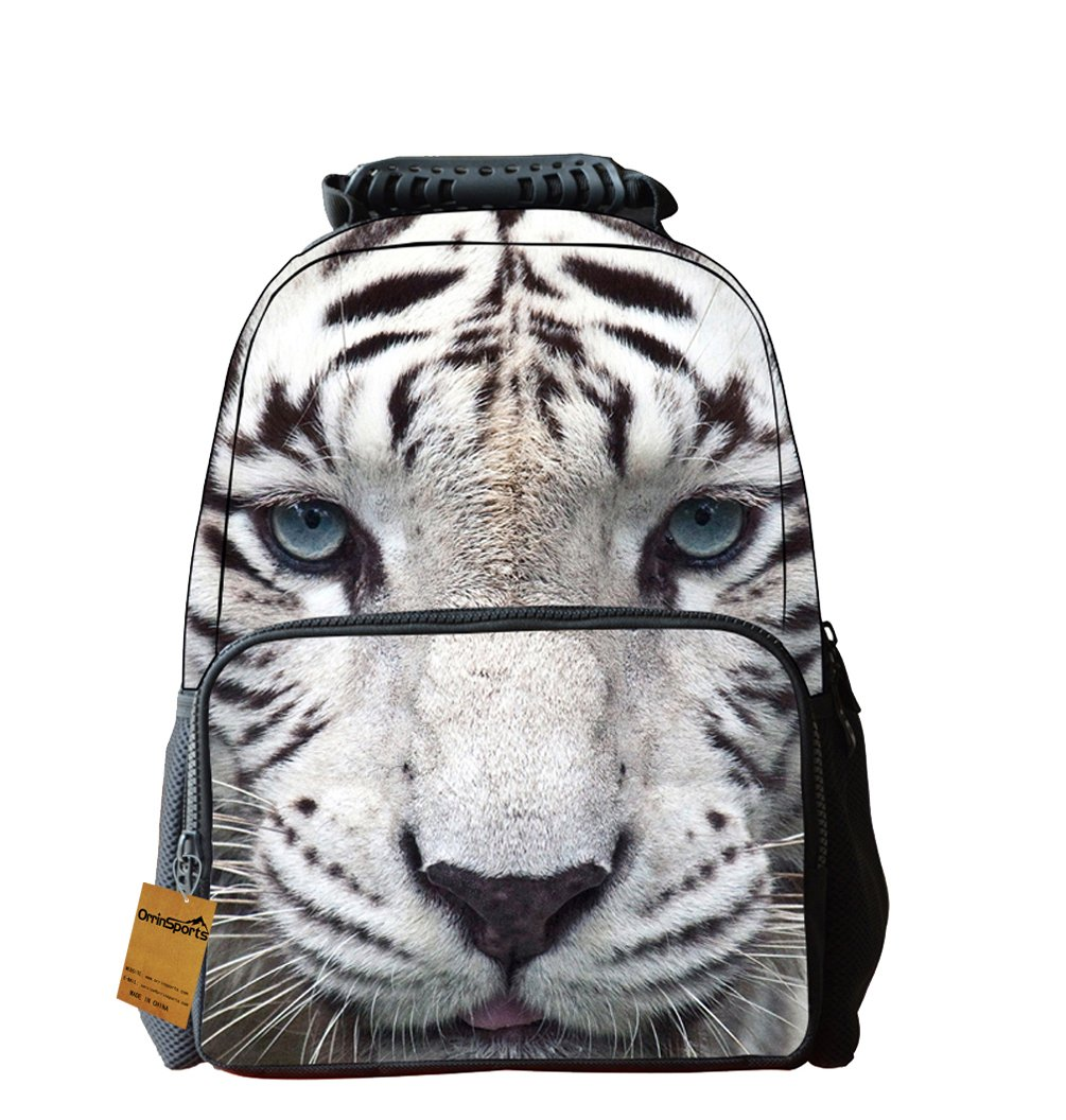 57846ce34367 Cheetah Print Backpacks School- Fenix Toulouse Handball