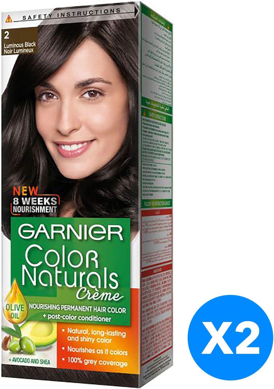 Garnier Color Naturals Shade 2 Twin Pack 100 Ml X 2 Price In Uae Amazon Uae Kanbkam