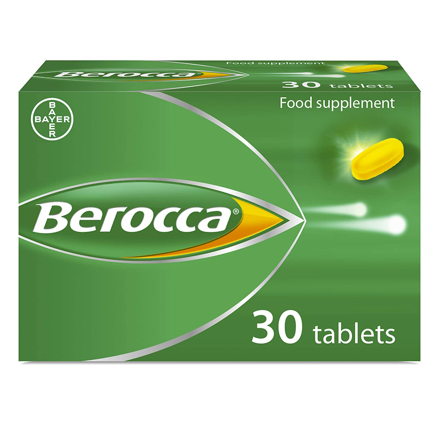 Berocca Vitamin B 30 Tablets by Berocca: Amazon.es: Salud y cuidado personal
