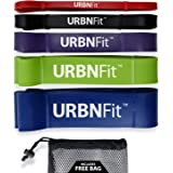 Pull Up Assist Bands - Resistance and Exercise Band - For Pull-Up Help, Crossfit, Powerlifting, Yoga, Pilates, Strength Training and Workouts - Mobility Bands For Stretching and Fitness