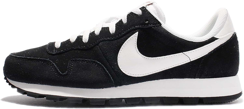Nike Air Pegasus 83 LTR, Zapatillas de Deporte para Hombre, Negro (Black/Summit White-Sail-Safety Orange), 38.5 EU: Amazon.es: Zapatos y complementos