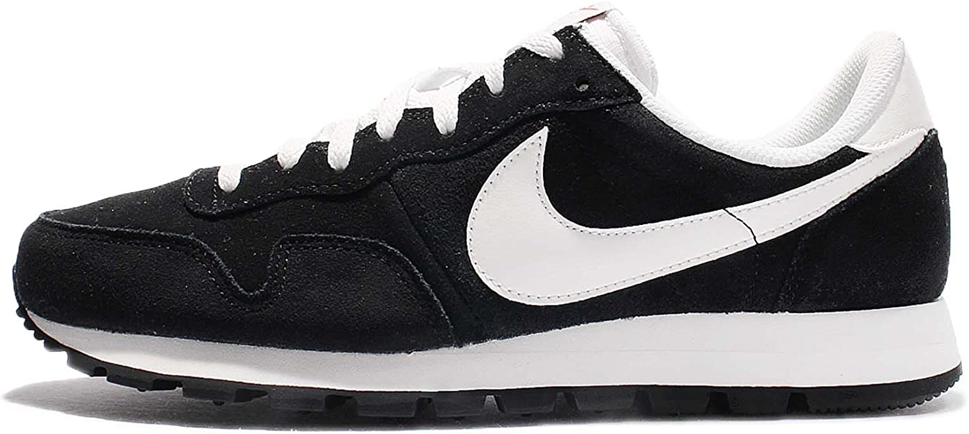 Nike Air Pegasus 83 LTR, Zapatillas de Deporte para Hombre, Negro (Black/Summit White-Sail-Safety Orange), 38.5 EU: Amazon.es: Zapatos y complementos