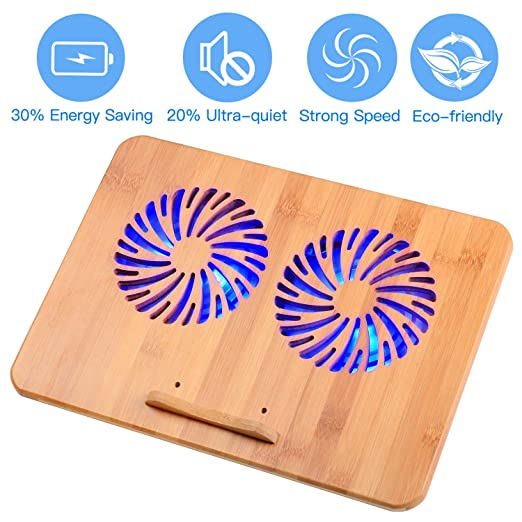 Review Laptop Cooling Pad -
