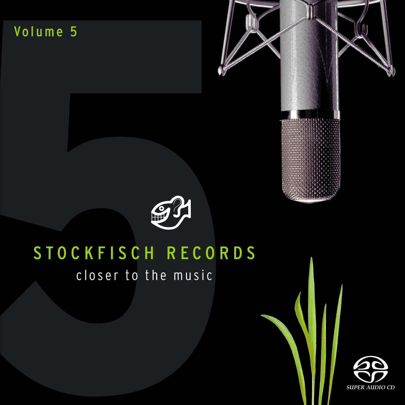 SACD : Stockfisch Closer To The Music 5 / Various (SACD)