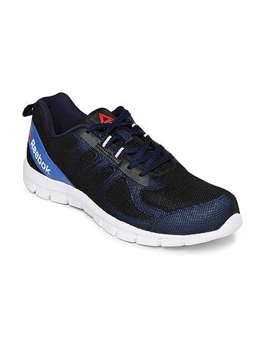 480a29835e6 Reebok Men Black Super Lite 2.0 Running Shoes (9UK)  Buy Online at ...