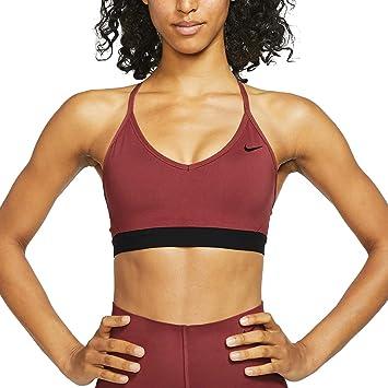 Nike Womens Indy Sports Bra - Sujetadores Deportivos Mujer ...