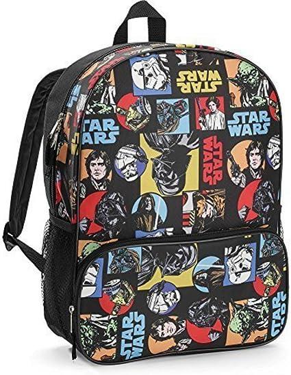 OFFICIAL KIDS DISNEY STAR WARS BACK PACK RUCKSACK BAG SCHOOL BAG