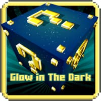 Glow in The Dark Luck Blocks Mod
