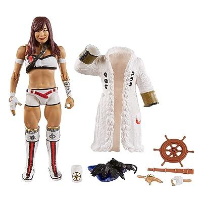 WWE Kairi Sane Elite Collection Action Figure: Toys & Games