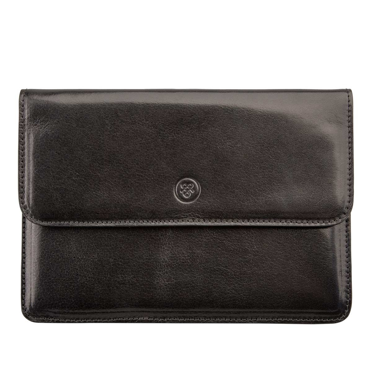 Torrino Maxwell Scott Personalized Luxury Leather Travel Document Holder