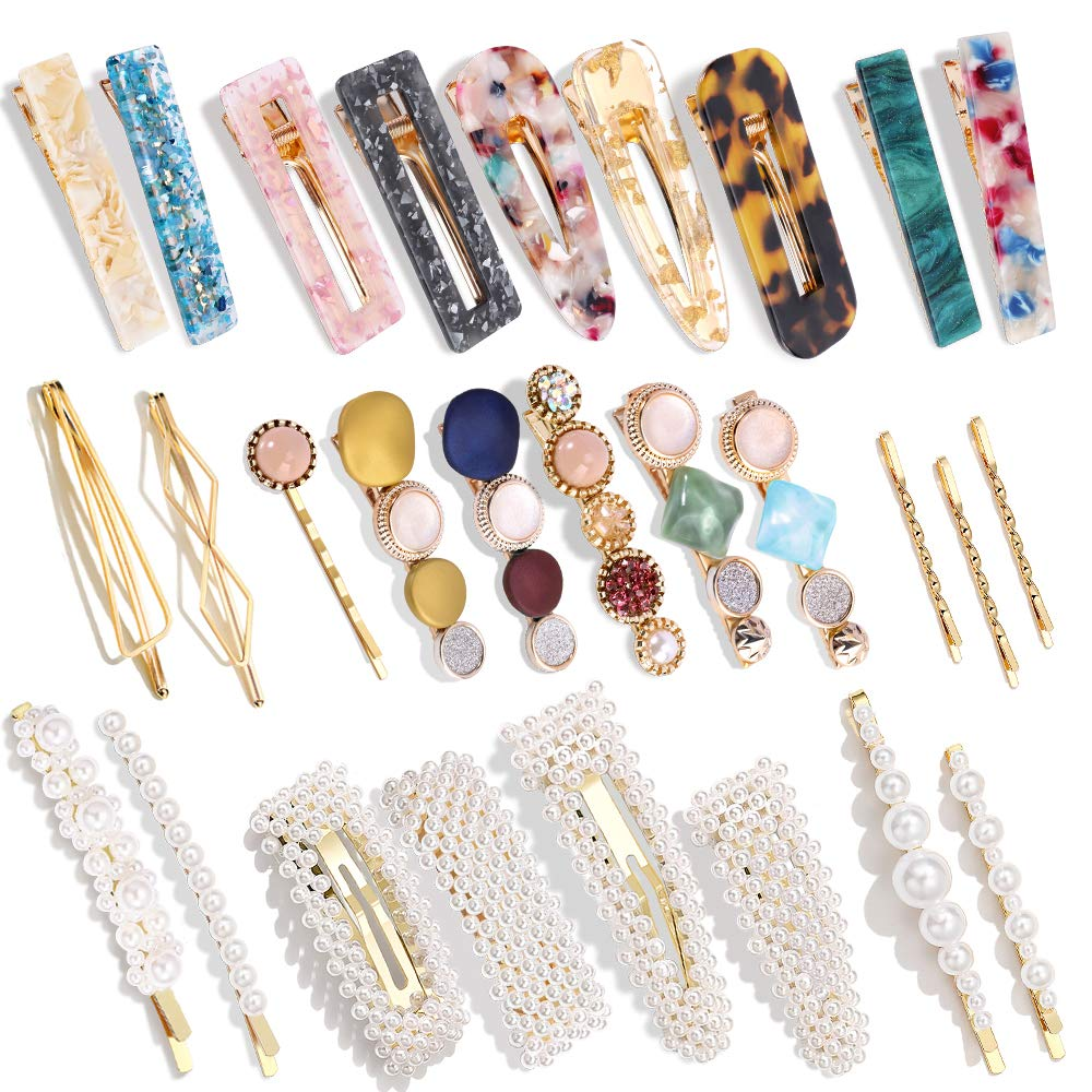 Something Blue Decorative Bobby Pins Hair Accessories