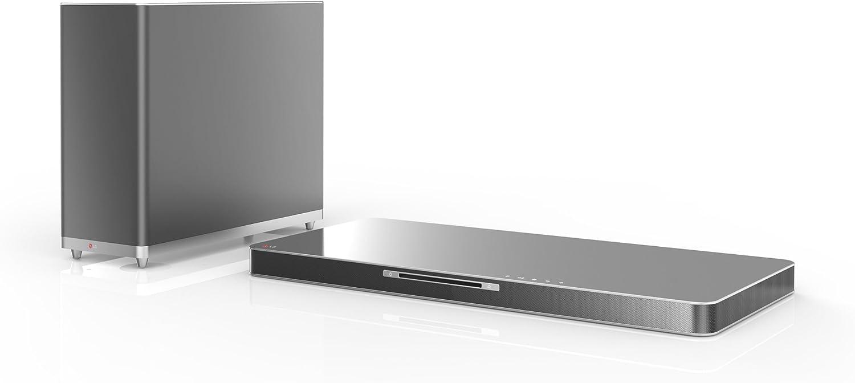 LG LAB540 - Barra de sonido de 320W para HDMI (5), gris: Amazon.es: Electrónica