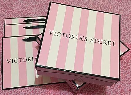 Victoria Secreto NUEVO Fiesta Bolsas De Regalo (3) + Box (2 ...