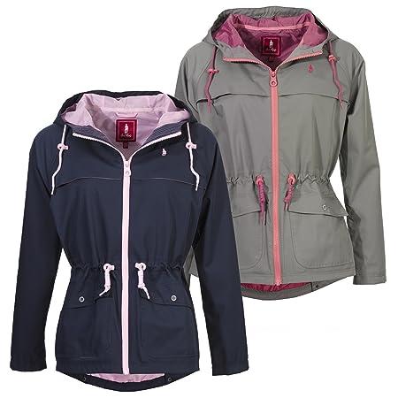 amazon enjoy complimentary shipping finest fabrics Jack Murphy Womens/Ladies Maple Lightweight Waterproof ...