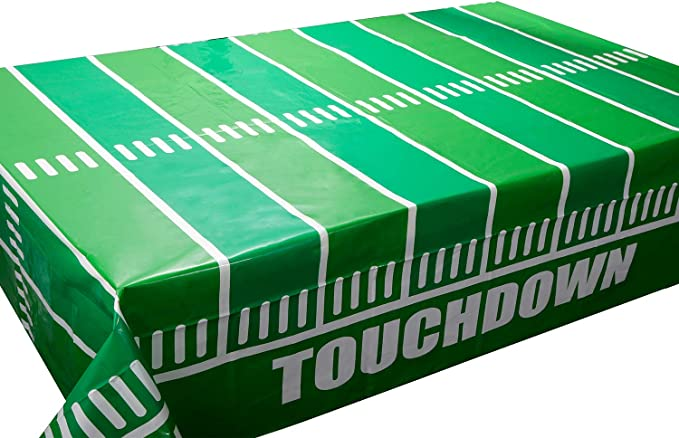 Mantel de fútbol, 3 unidades, para decoración de juegos de fútbol ...