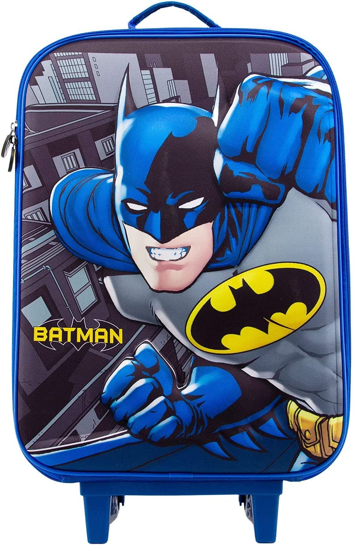Batman Fist-Maleta Trolley Soft 3D