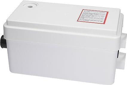Pompa Per Scarico Lavello Cucina.Pompa Maceratore Homac Laptop 250 Watt 2 In 1 Doccia Lavello