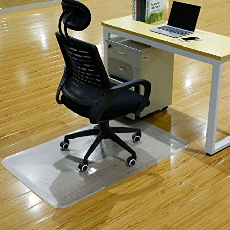 durable pvc home office chair. YKS Chair Mat For Carpet Floors, Eco Office PVC Hard Floor Protection Durable Pvc Home
