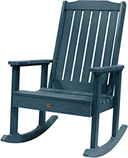 product image for Highwood AD-RKCH1-NBE Lehigh Rocking Chair, Nantucket Blue