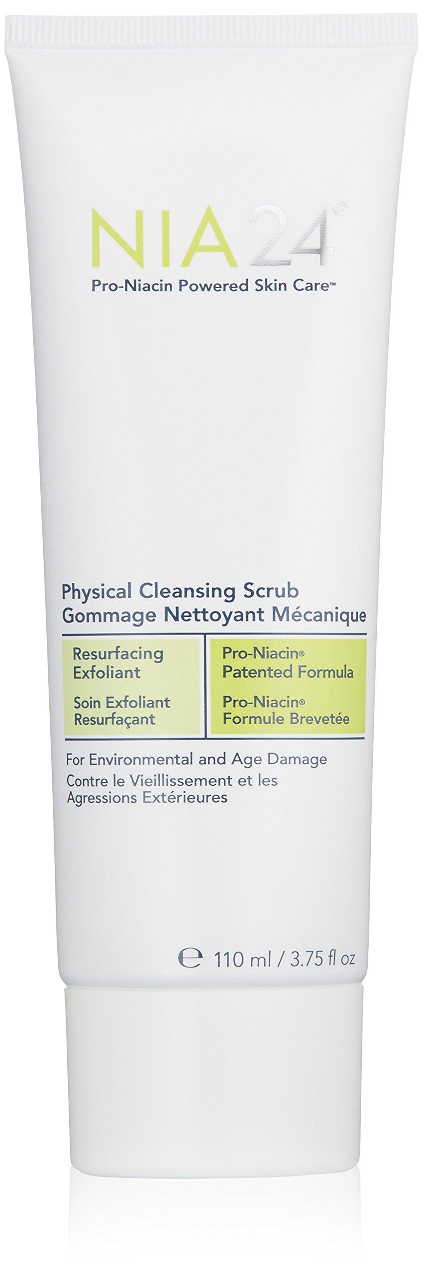 Nia24 Physical Cleansing Scrub, 3.75 Fluid Ounce by Nia 24