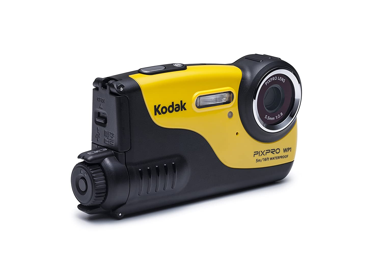 Kodak WP1 cámara para Deporte de acción HD-Ready CCD 16,44 MP 25,4/2,3 mm (1/2.3