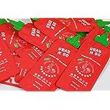 Grab N Go Huy Fong Sriracha Hot Chili Sauce Packets (50 Pack)
