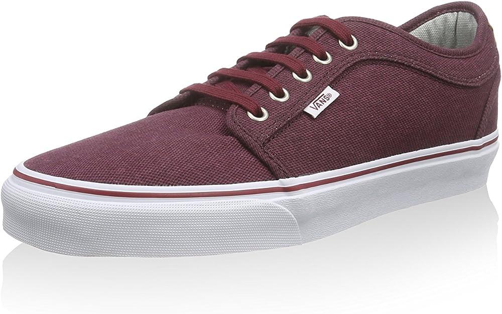 Vans M Chukka Low, Sneaker a Collo Alto Uomo: Vans: Amazon.it ...