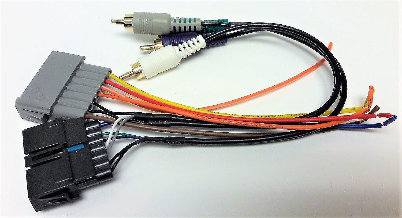 Amazon.com: Premium System Wire Harness for Installing a New Radio into a  Dodge, Dakota, 1987, 1988, 1989, 1990, 1991, 1992, 1993, 1994, 1995, 1996,  1997, 1998, 1999, 2000, 2001: Car ElectronicsAmazon.com
