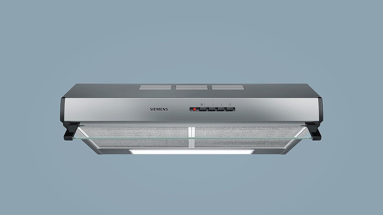 Siemens lu63lcc50 iq100 dunstabzugshaube mit drucktastenschalter 60