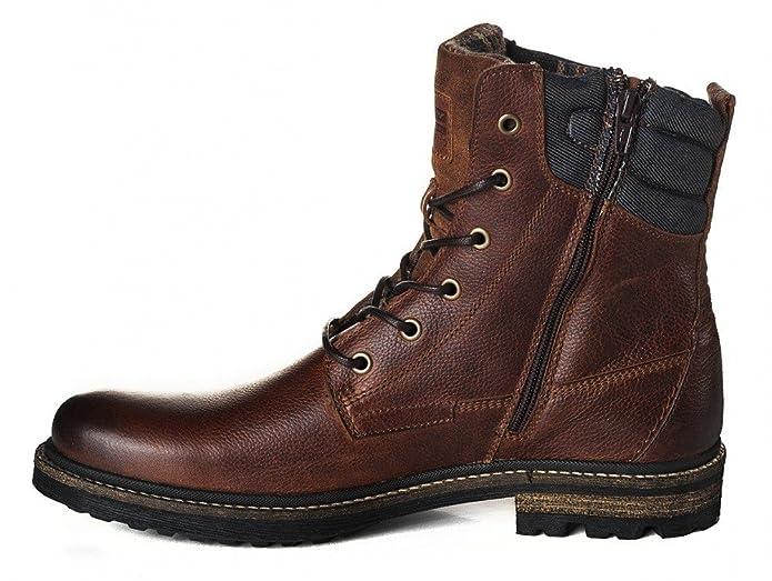 Salsa Boots KENT Marron 113131 iUoAuwLN