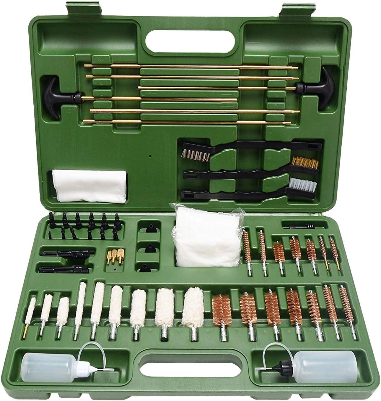 FREETIME Upgraded Version Gun Cleaning Kit