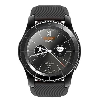 Reloj inteligente Kivors, G8, Bluetooth, para monitorizar las ...