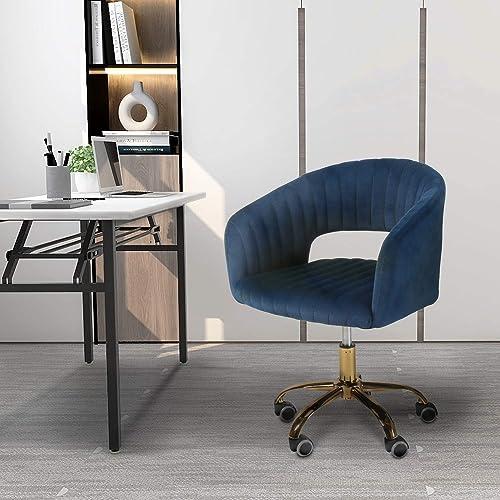 QLMUSE Velvet Home Office Chair