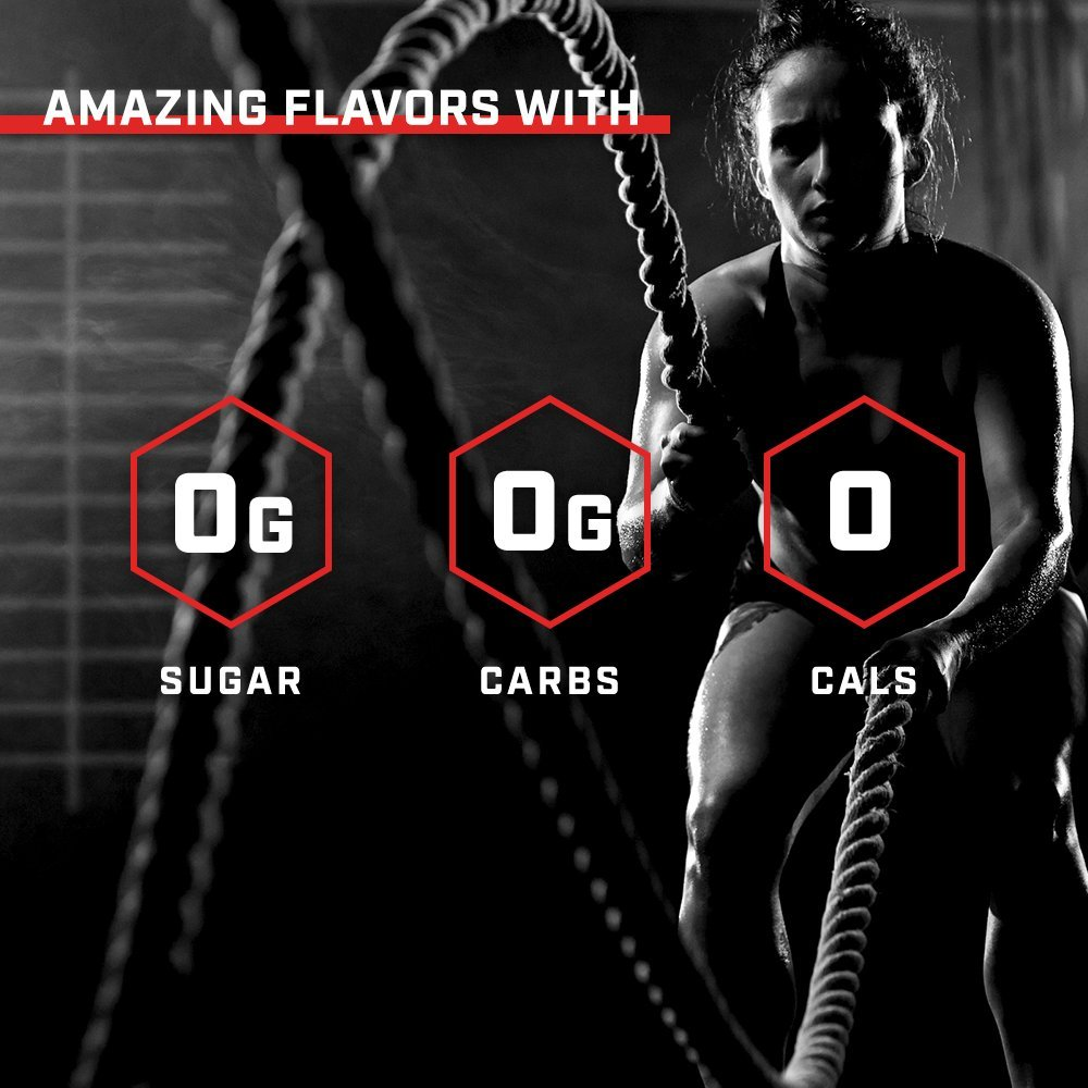 Scivation Xtend Go Amino Energy BCAA Powder for Pre Workout or Anytime Energy, BCAAs, Fruit Punch, 90 Servings by Scivation (Image #3)