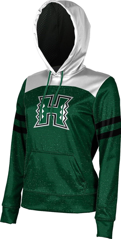 School Spirit Sweatshirt Gameday ProSphere University of Hawaii Girls Pullover Hoodie