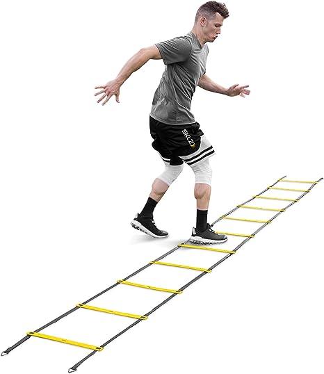 Sklz Quick - Escalera para entrenamiento deportivo: Amazon.es: Deportes y aire libre